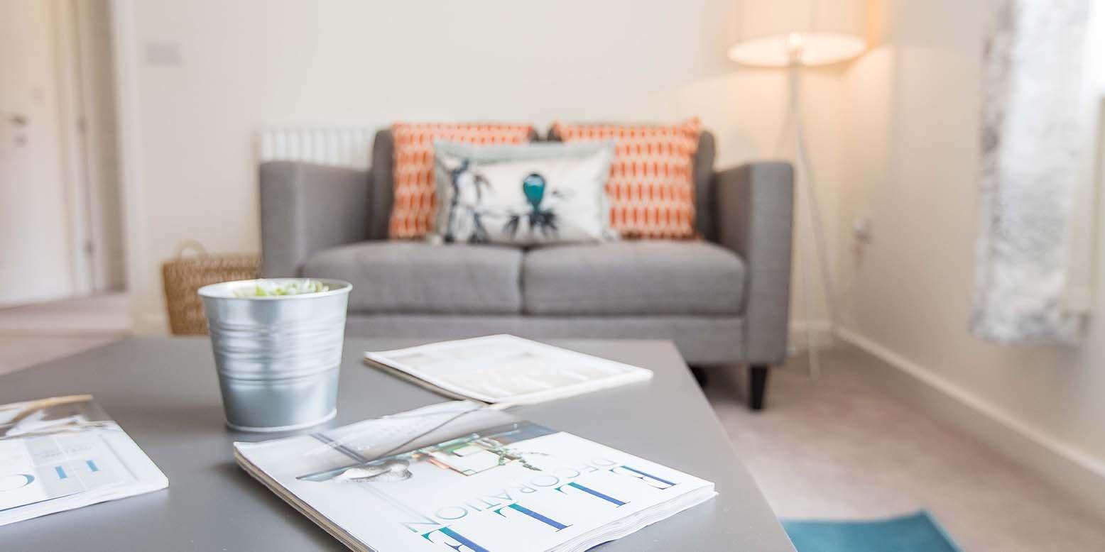 Apartment living repost header