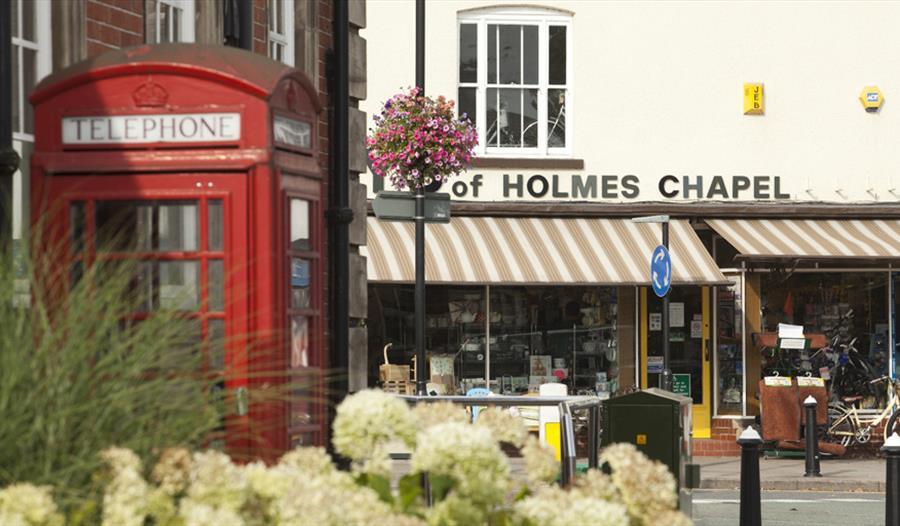 Holmes Chapel
